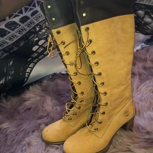 Timberland high boots